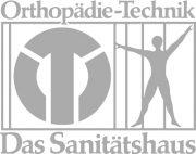 Logo Orthopaedie-Technik grau